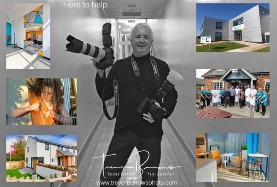 Commercial Photographer Cornwall Trevor Burrows